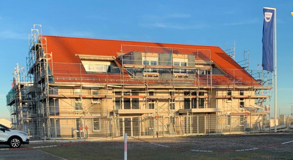 Haus A, im Februar 2020