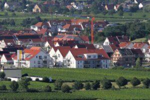 Unser Wohnprojekt v. d. Wachtenburg aus gesehen, Vol. II