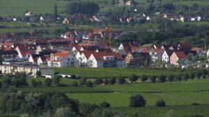 Unser Wohnprojekt v. d. Wachtenburg aus gesehen, Vol. I